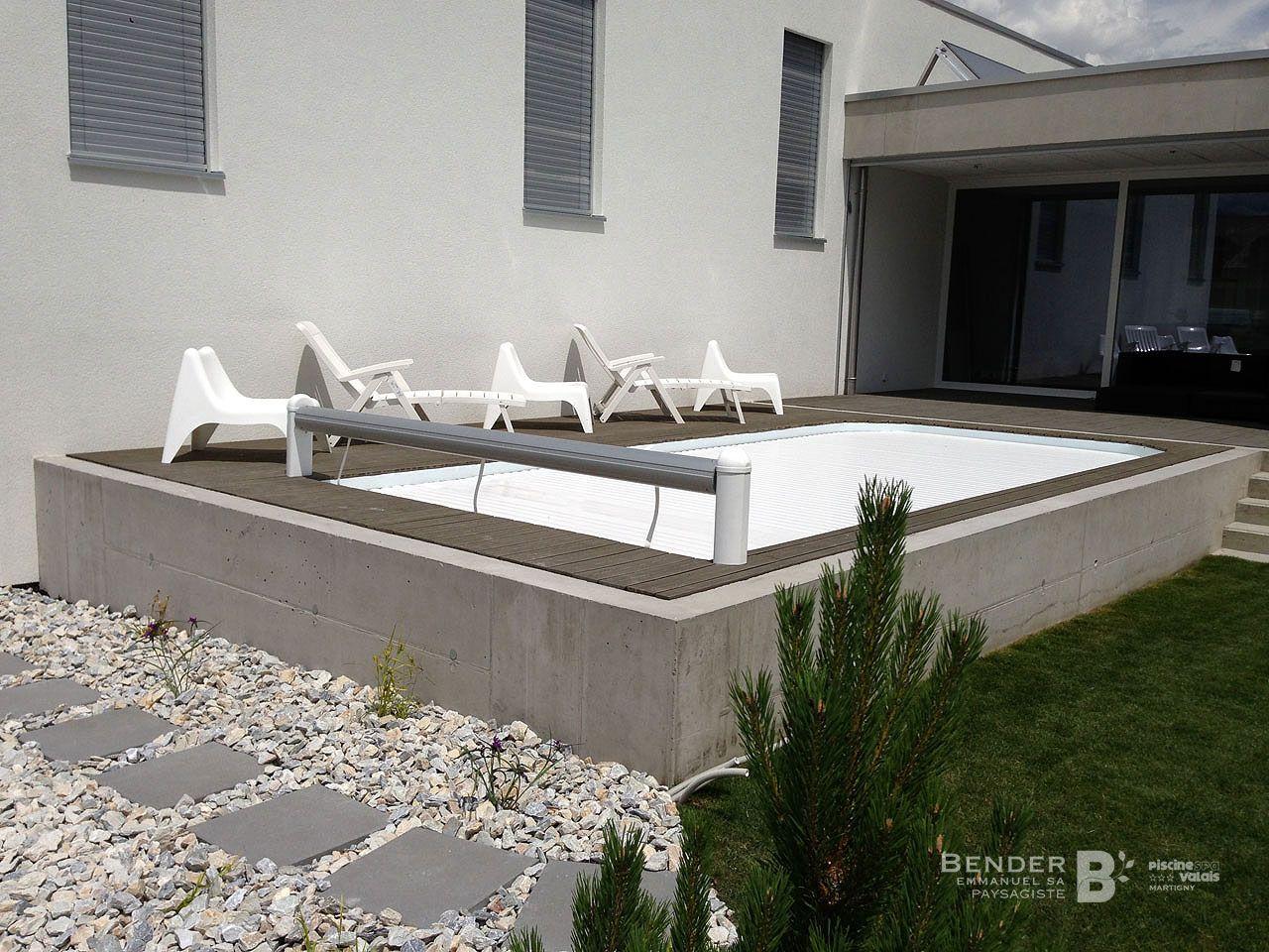 nos r alisations bender paysagisme. Black Bedroom Furniture Sets. Home Design Ideas