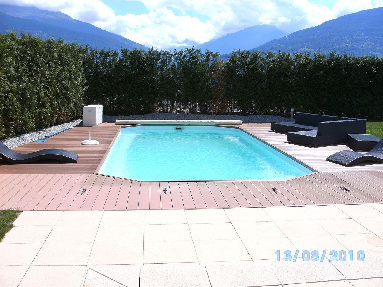 piscine grimisuat nos r alisations bender paysagisme. Black Bedroom Furniture Sets. Home Design Ideas
