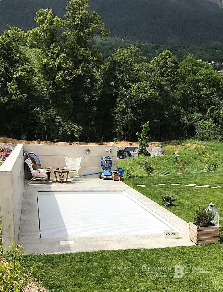 piscine savi se avec am nagement ext rieur nos r alisations bender paysagisme. Black Bedroom Furniture Sets. Home Design Ideas