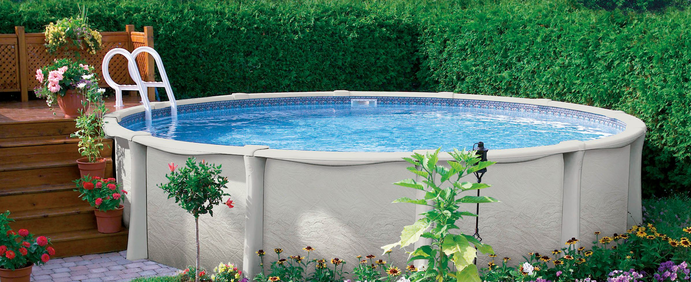 Piscine hors sol piscine for Piscine demontable hors sol