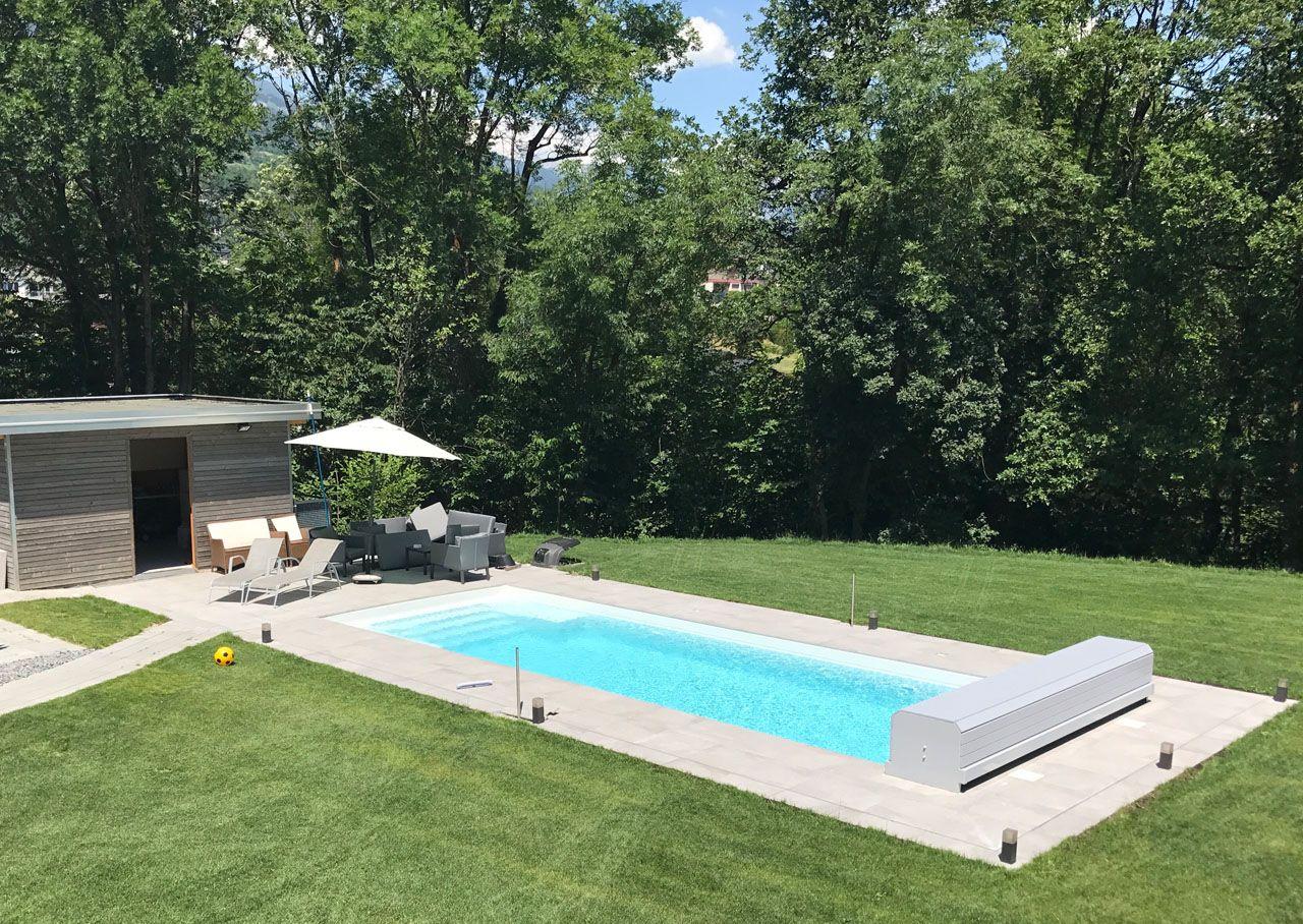 Awesome piscine amenagement images amazing house design - Taxe amenagement piscine ...